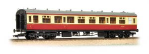 Bachmann 34-131A BR Collett 60ft Composite Coach, Carmine/Cream